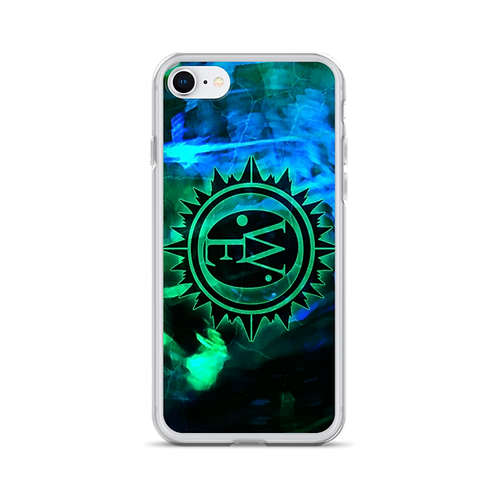 OWE Spinning Tree iPhone Case