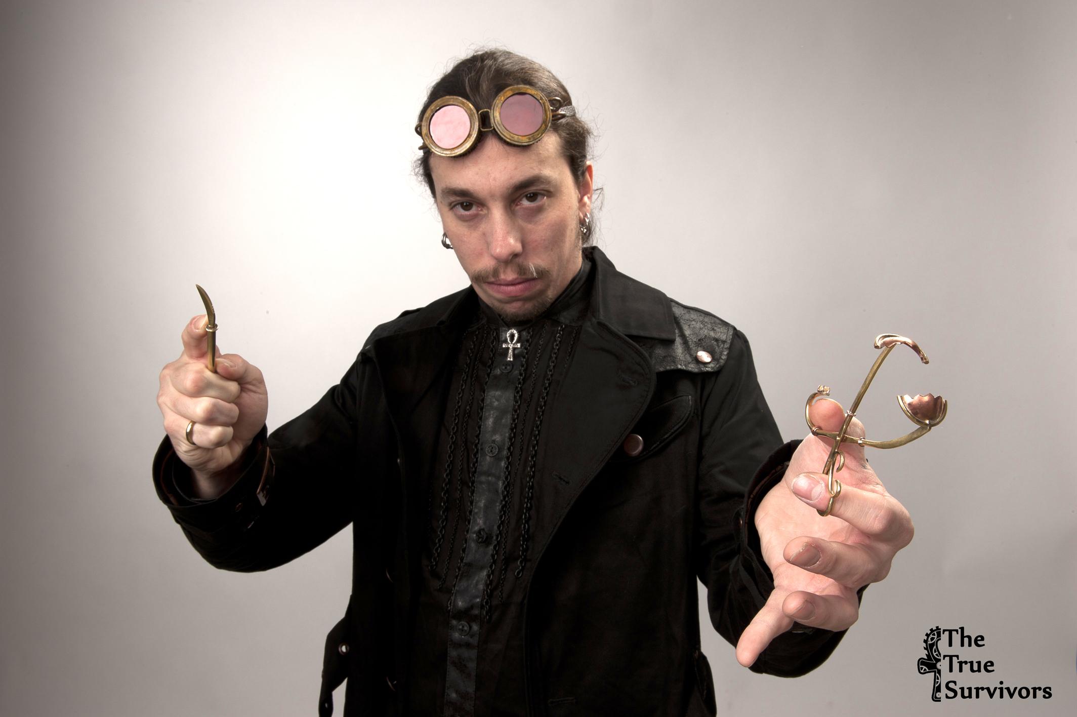 Willis Dudley: Scrapper