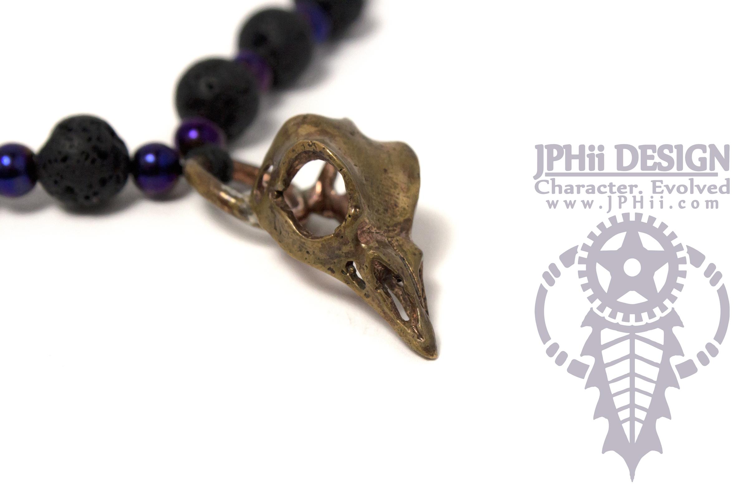 Shaman Bird Skull