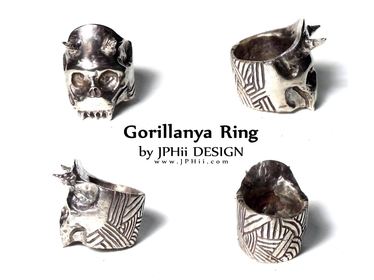 Goriliyana Ring