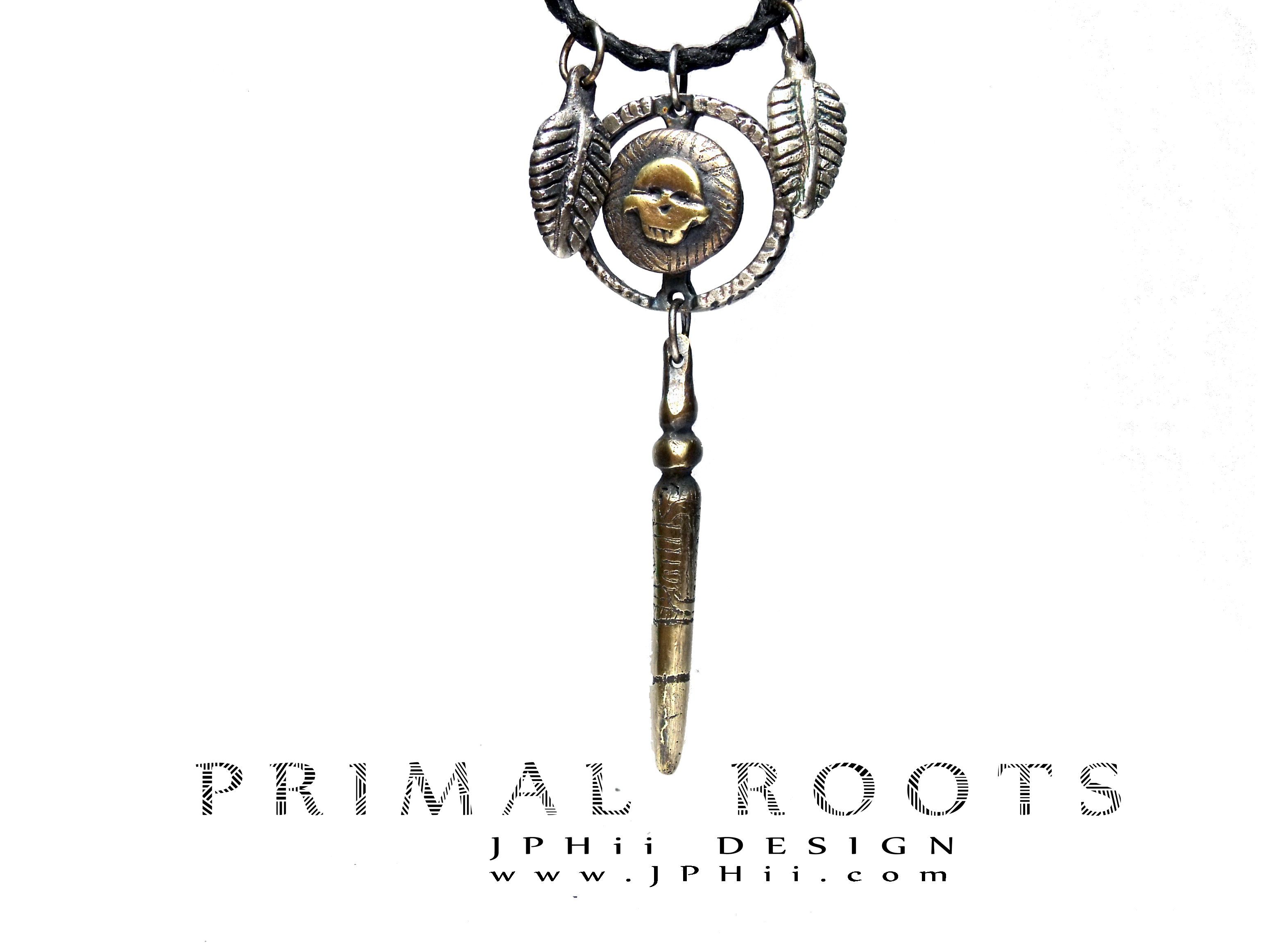 Primal Voodoo Necklace