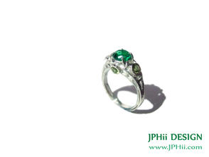 The Emerald Ring