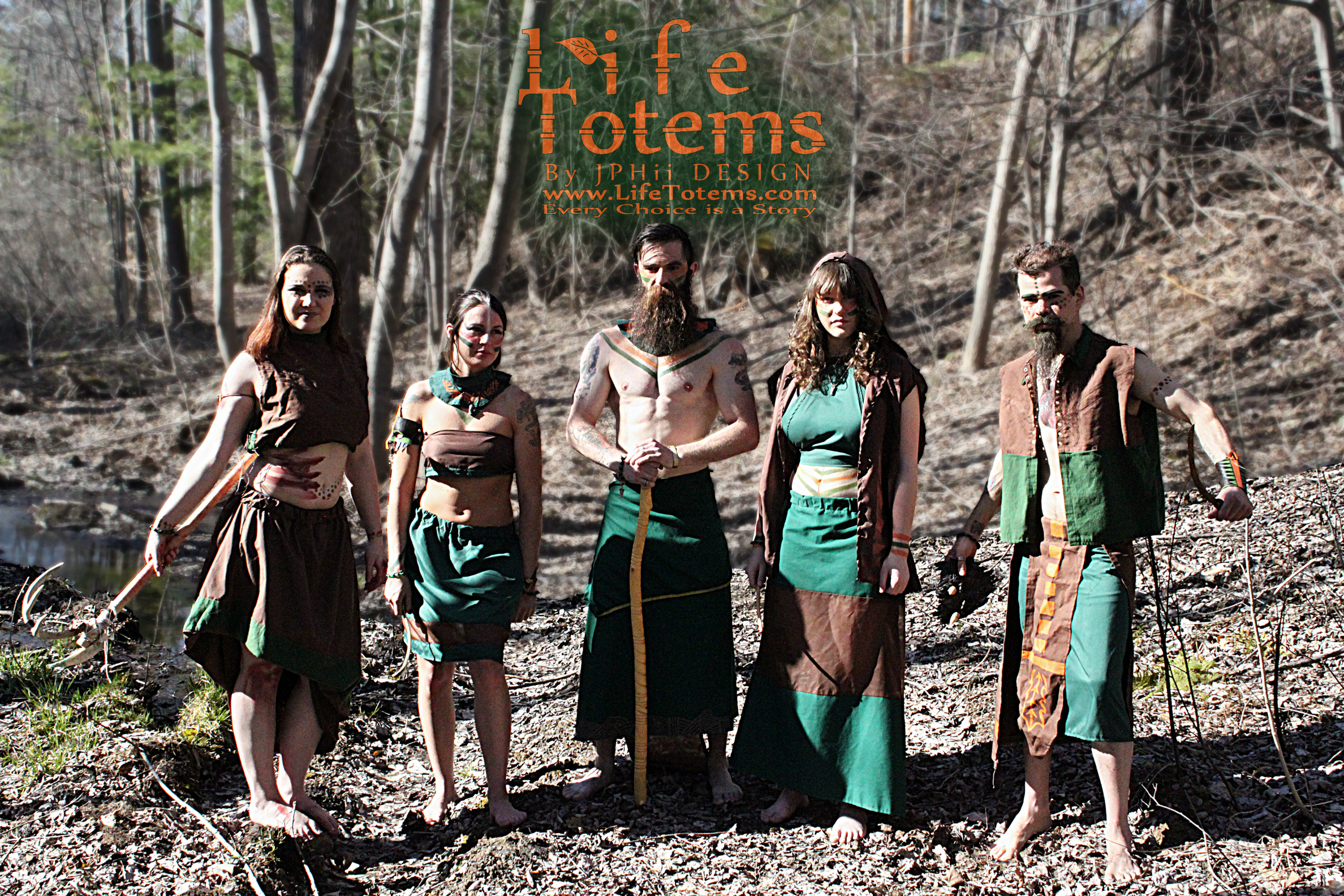 The Life Totems Tribe