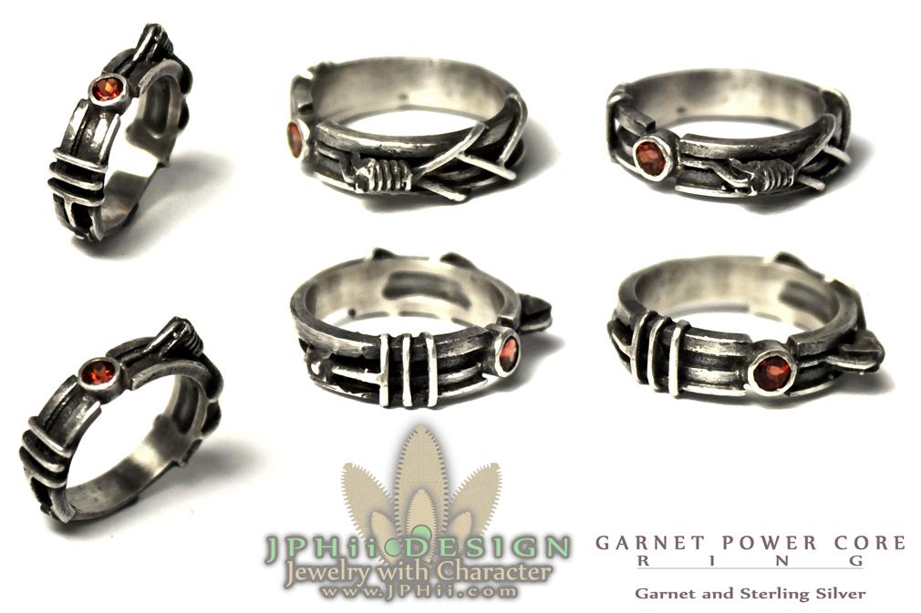 Garnet Power Core