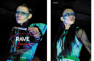 MALVIE Magazine The Artist Edition Vol 1