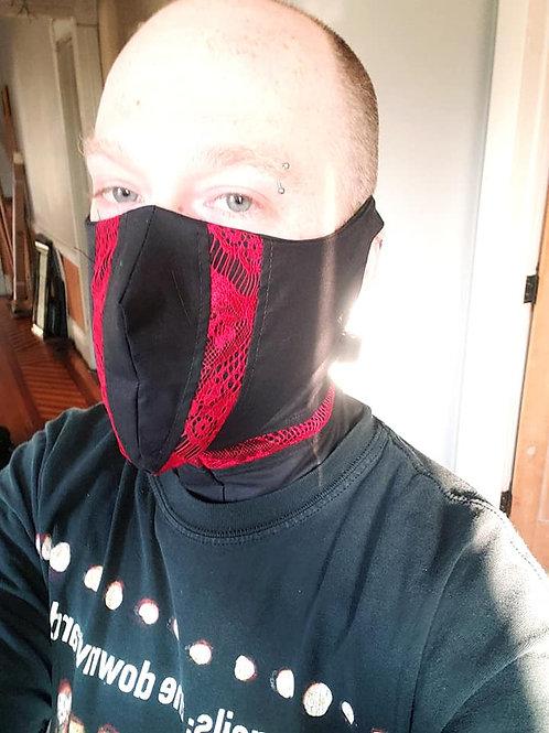 Custom Pandemic Mask