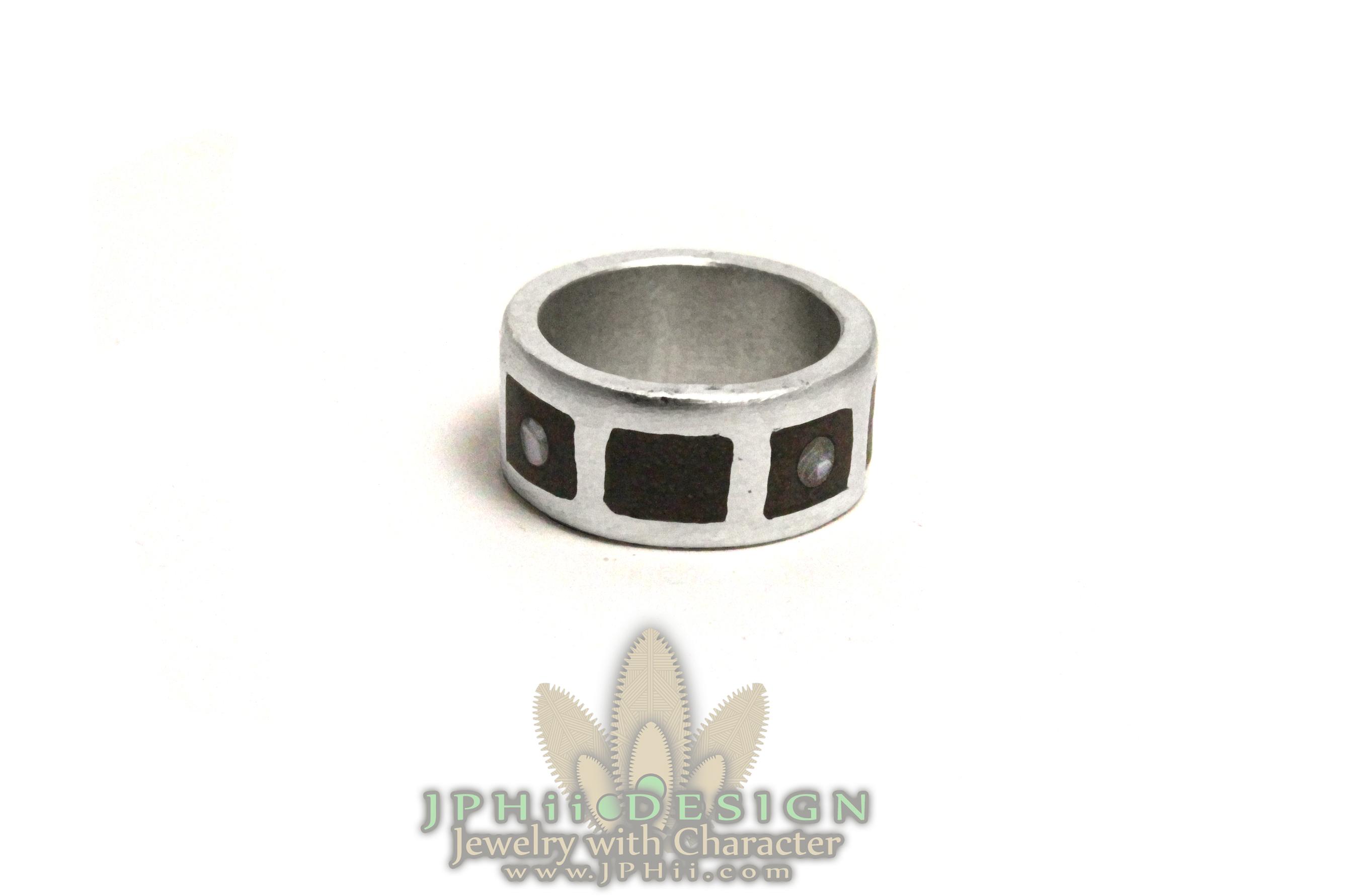 Guitar Inlay Ring