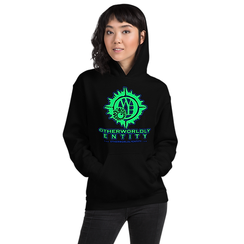 Otherworldly Entity Logo Hoodie