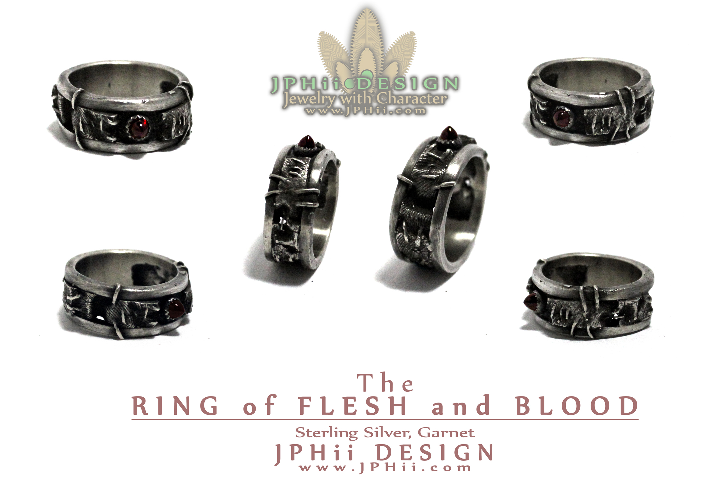 Ring of Flesh and Blood