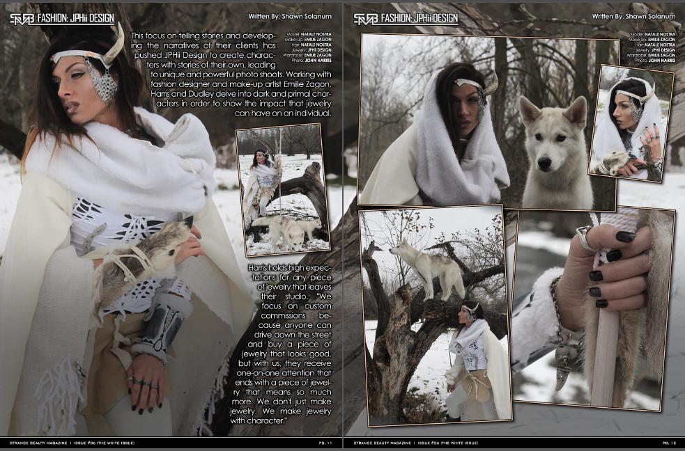 Strange Beauty Magazine Issue 6