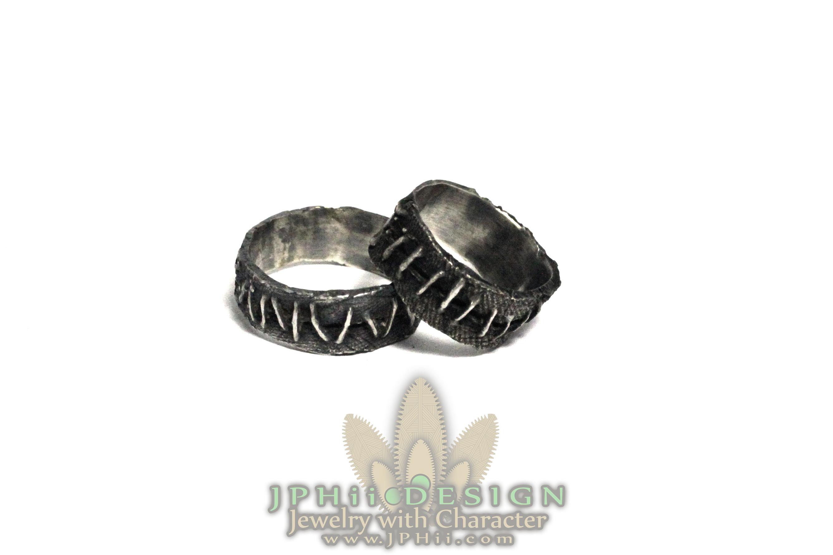 95X Flesh Rings