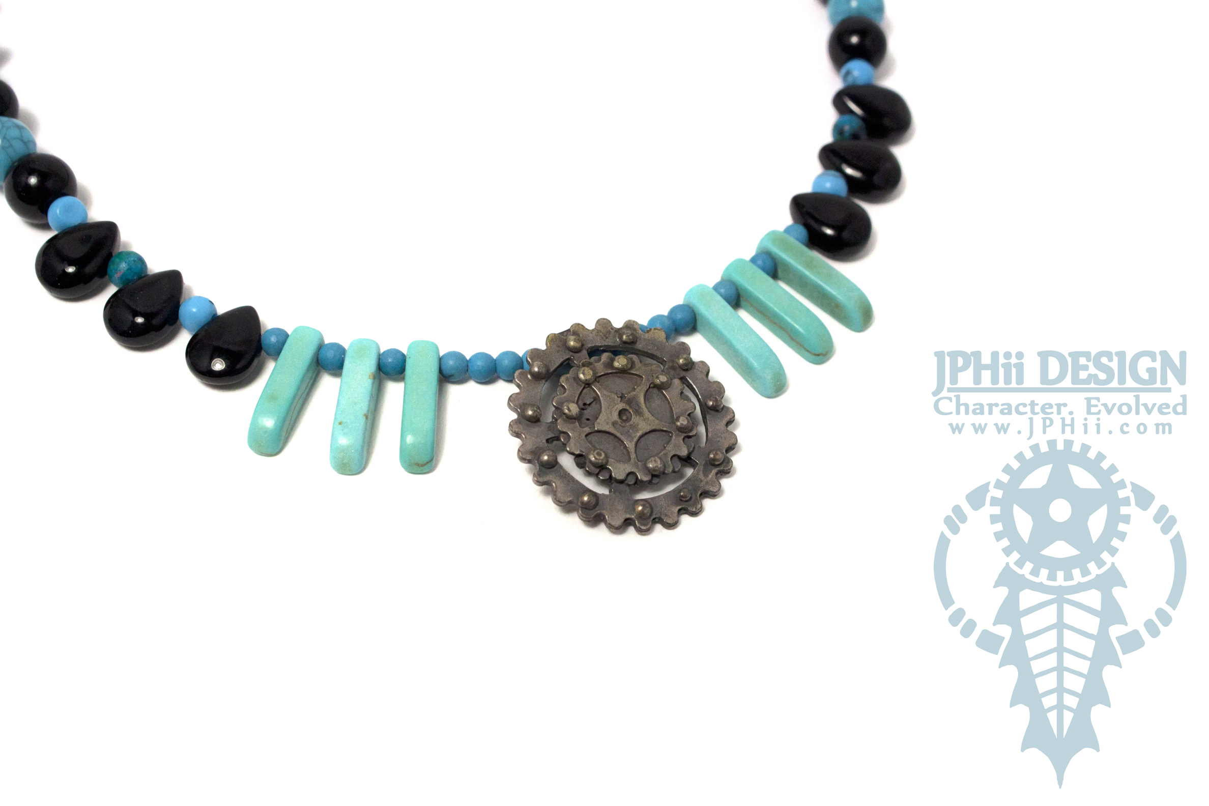 Turquoise Gear
