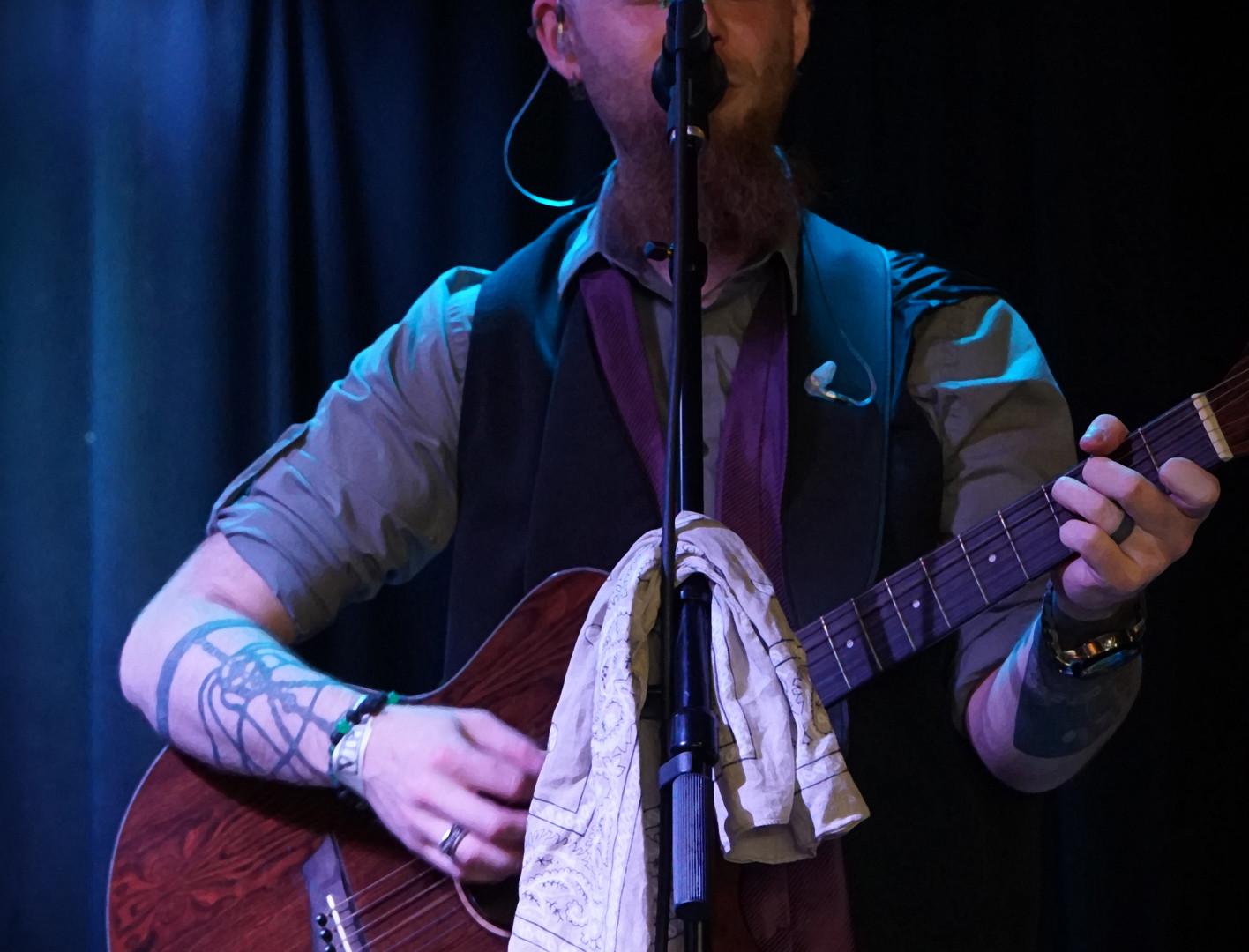 John Harris Live