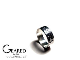 Geared Ring