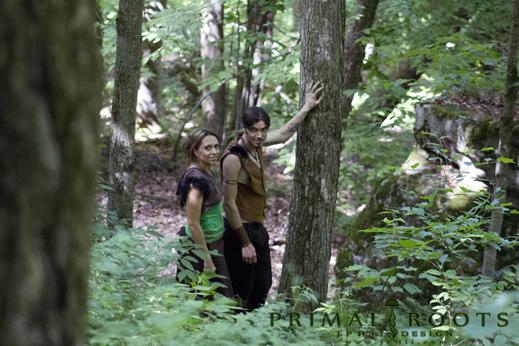 Ingrid Luongo and Lenny Wlodarczyk