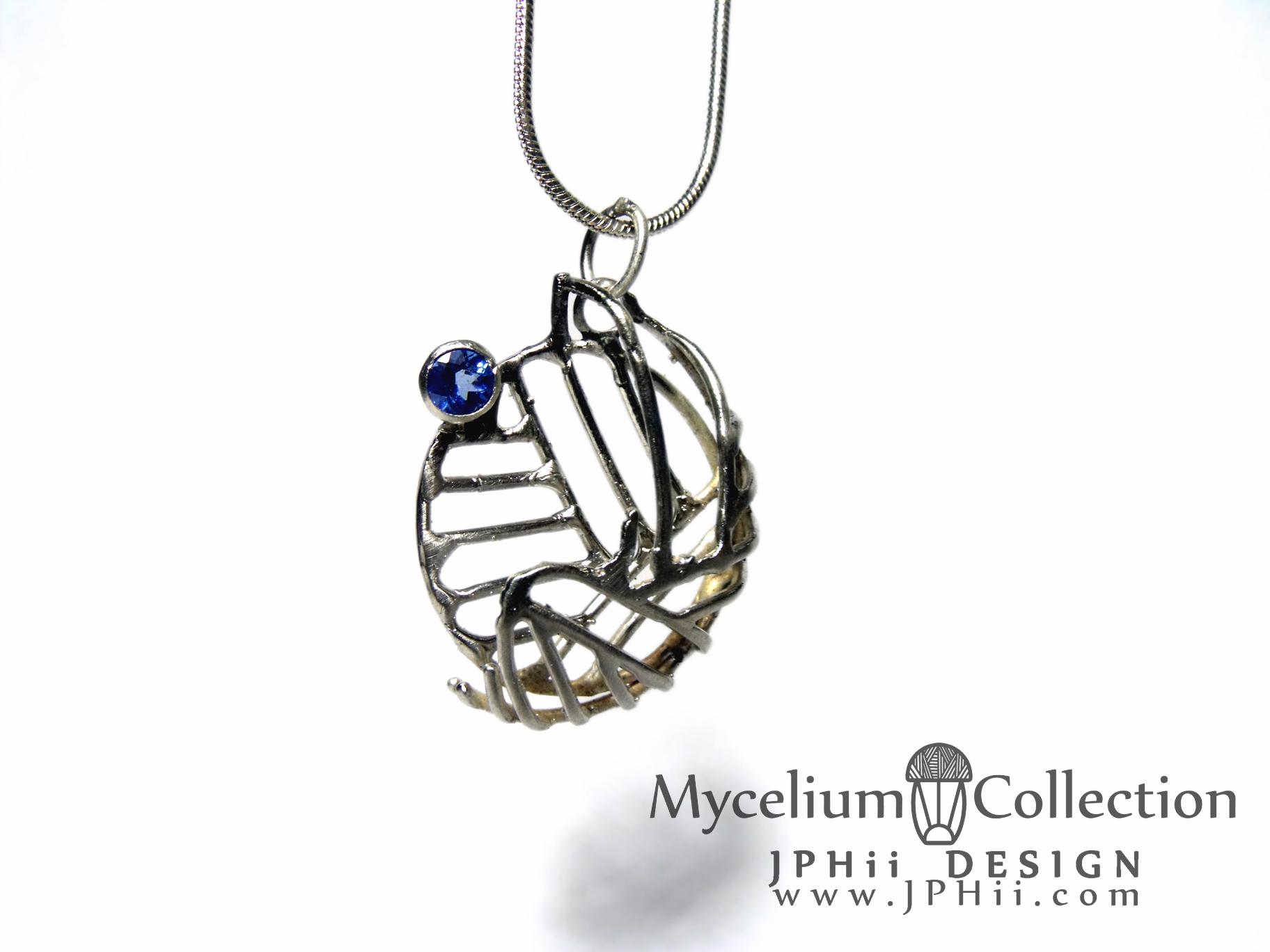 Mycelium Ice Necklace