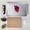 Thumbnail: Magenta Heart Sticker