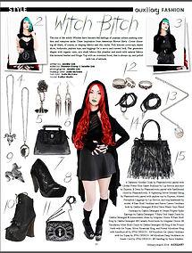 Auxiliary magazine JPHii
