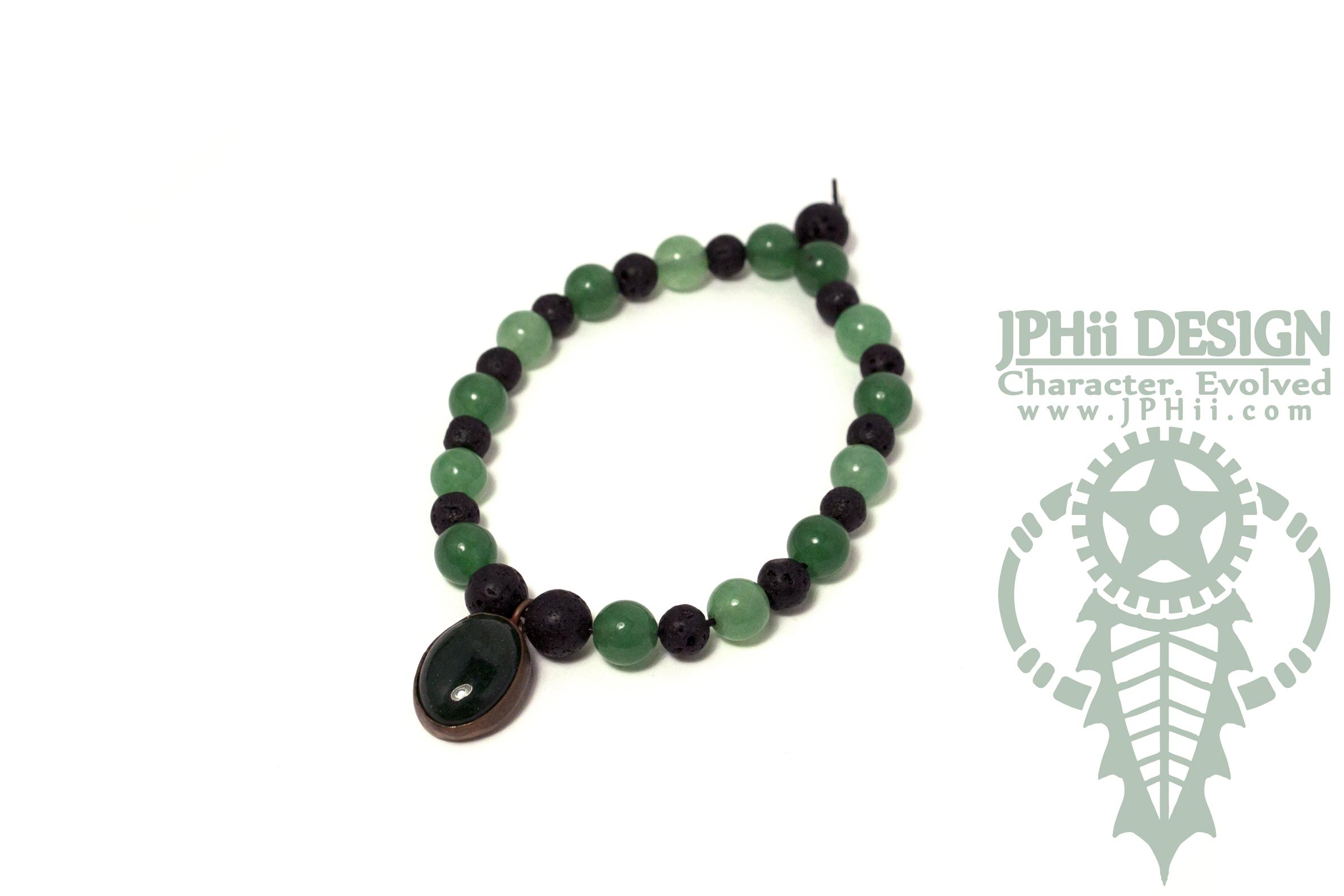 Aventurine Tree Bracelet