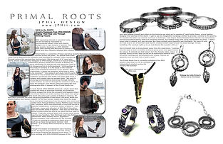 Primal Roots Gorgeous Freaks Magazine JPHii