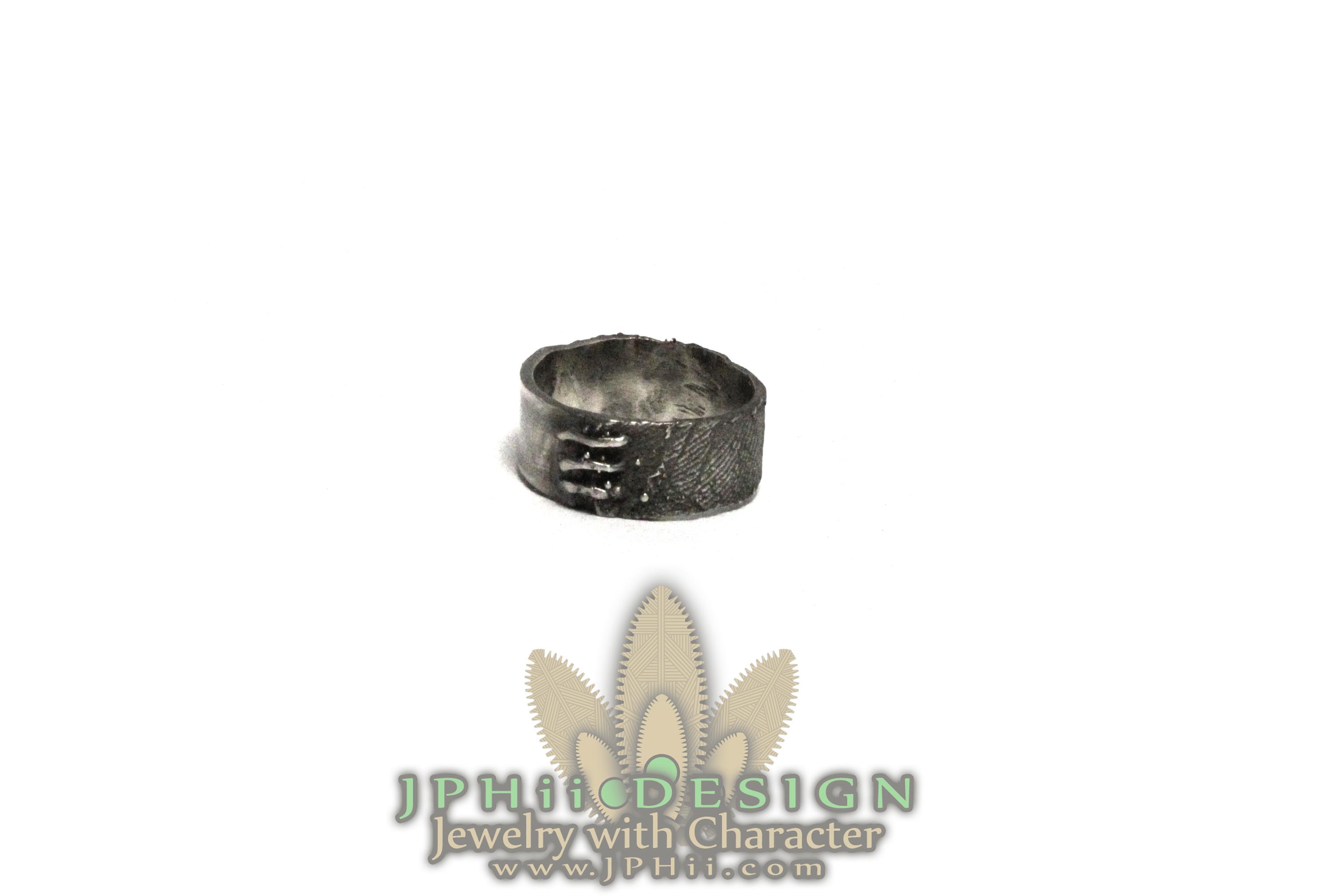 Frankenstein Flesh Ring