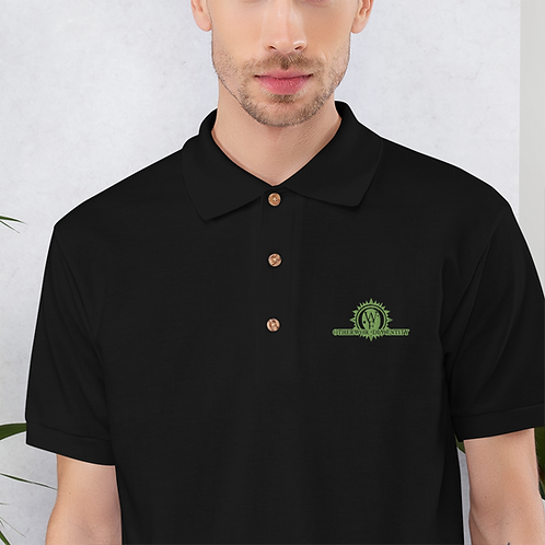 OWE Embroidered Polo Shirt