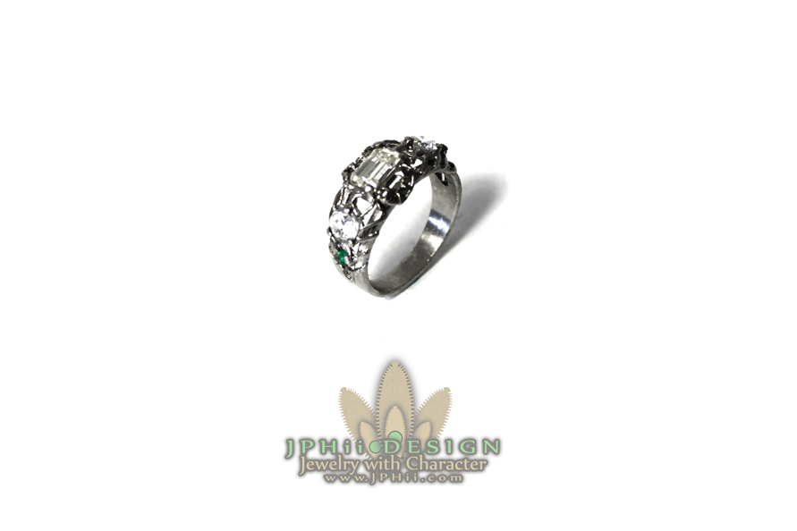 Clauss Engagement Ring