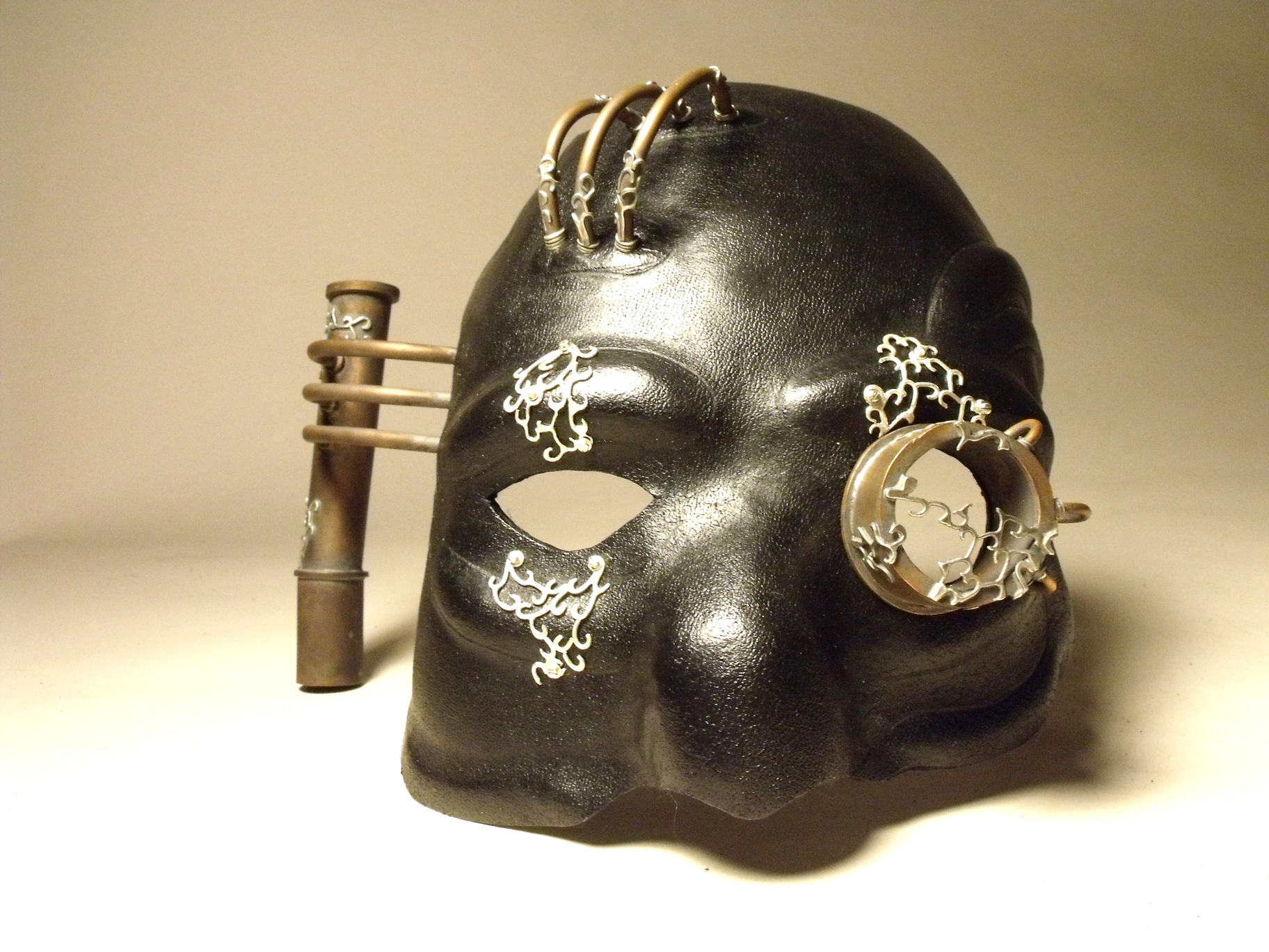 Contemporary Shaman Mask  of the Apo