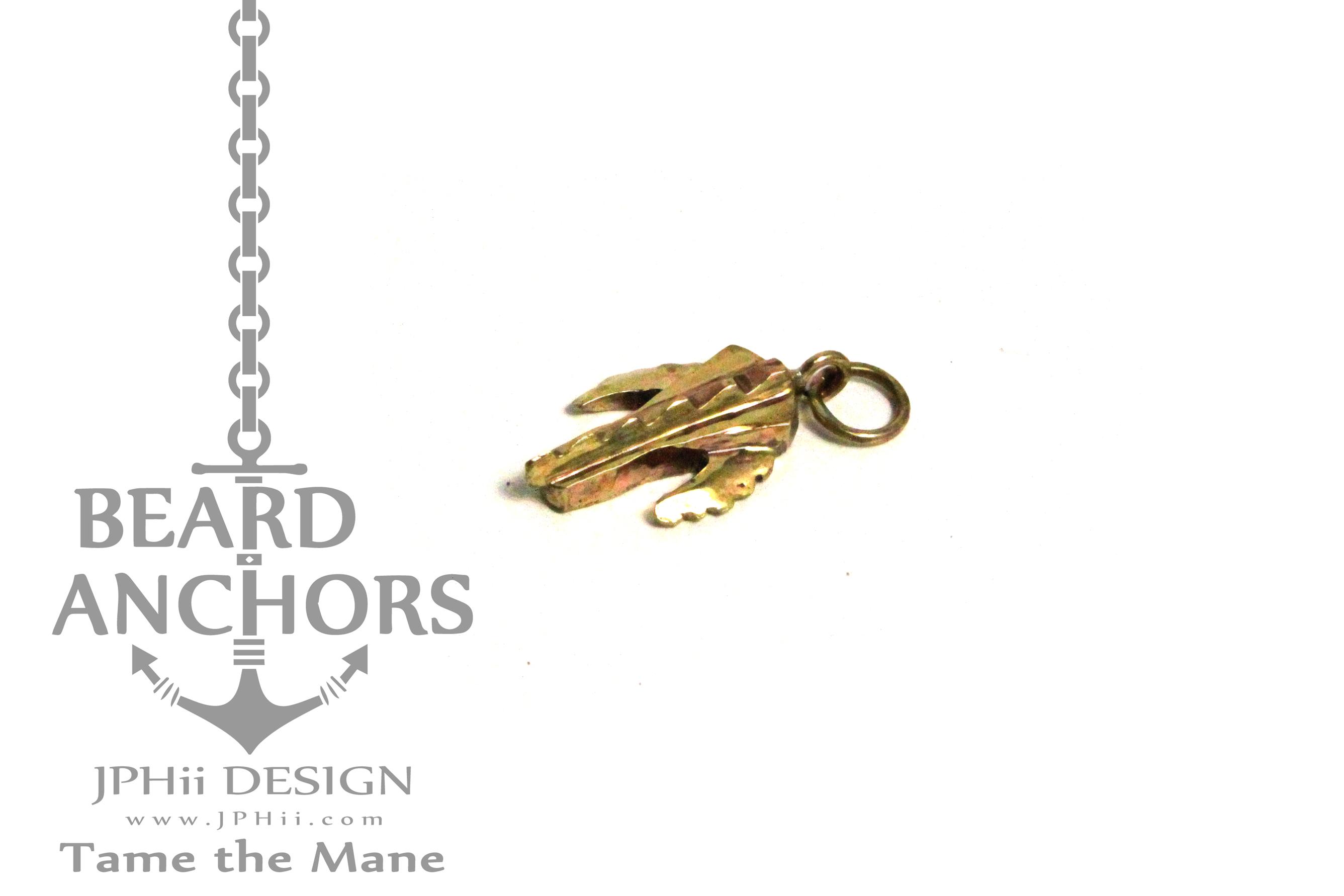Warrior's Beard Anchor