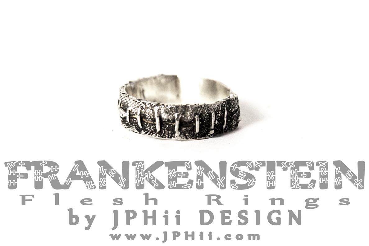Frankenstein Flesh Band Top Stitch