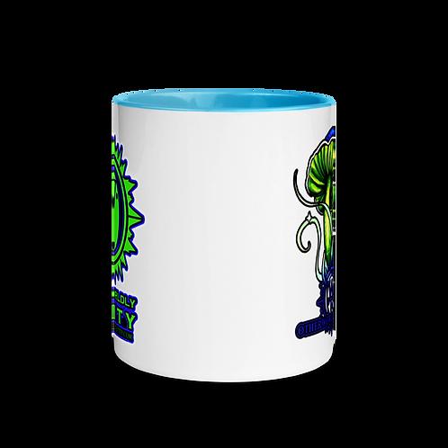 Otherworldly Mushroom Mug