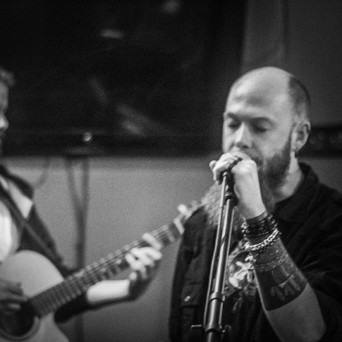John and Zlatko Live