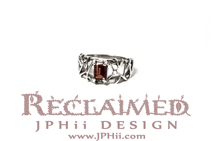 Reclaimed Bride's Ring
