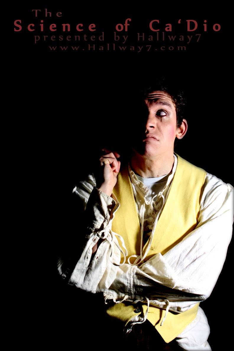 Tim Ellison: The Stage Hand
