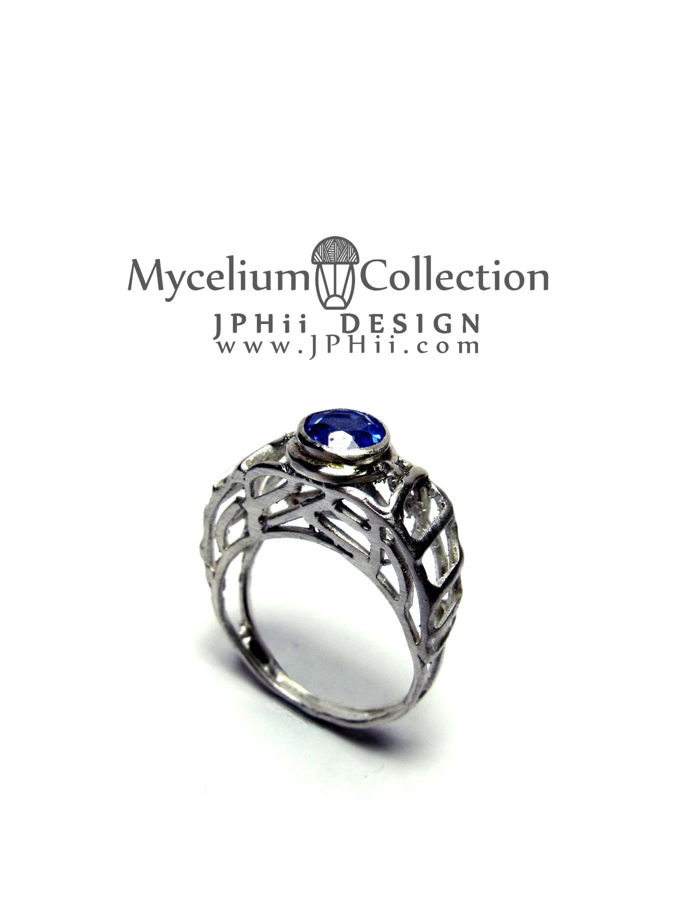 Mycelium Ice Ring