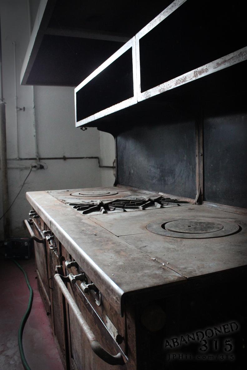Abandoned 315