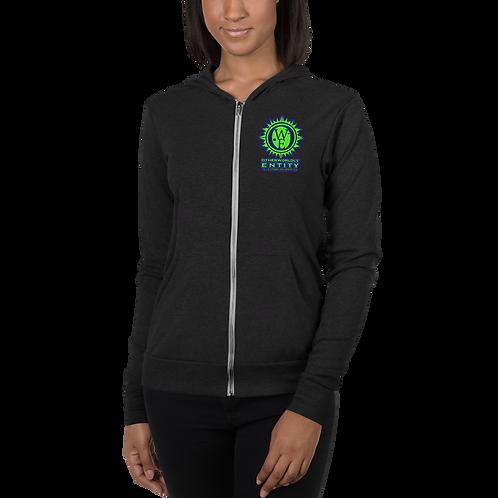 Foreplay zip hoodie