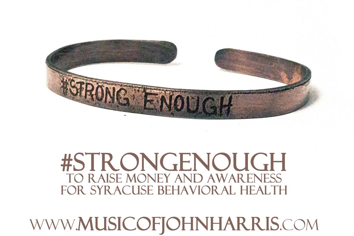 #StrongEnough Bracelet