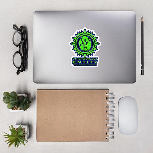 New OWE Logo Sticker