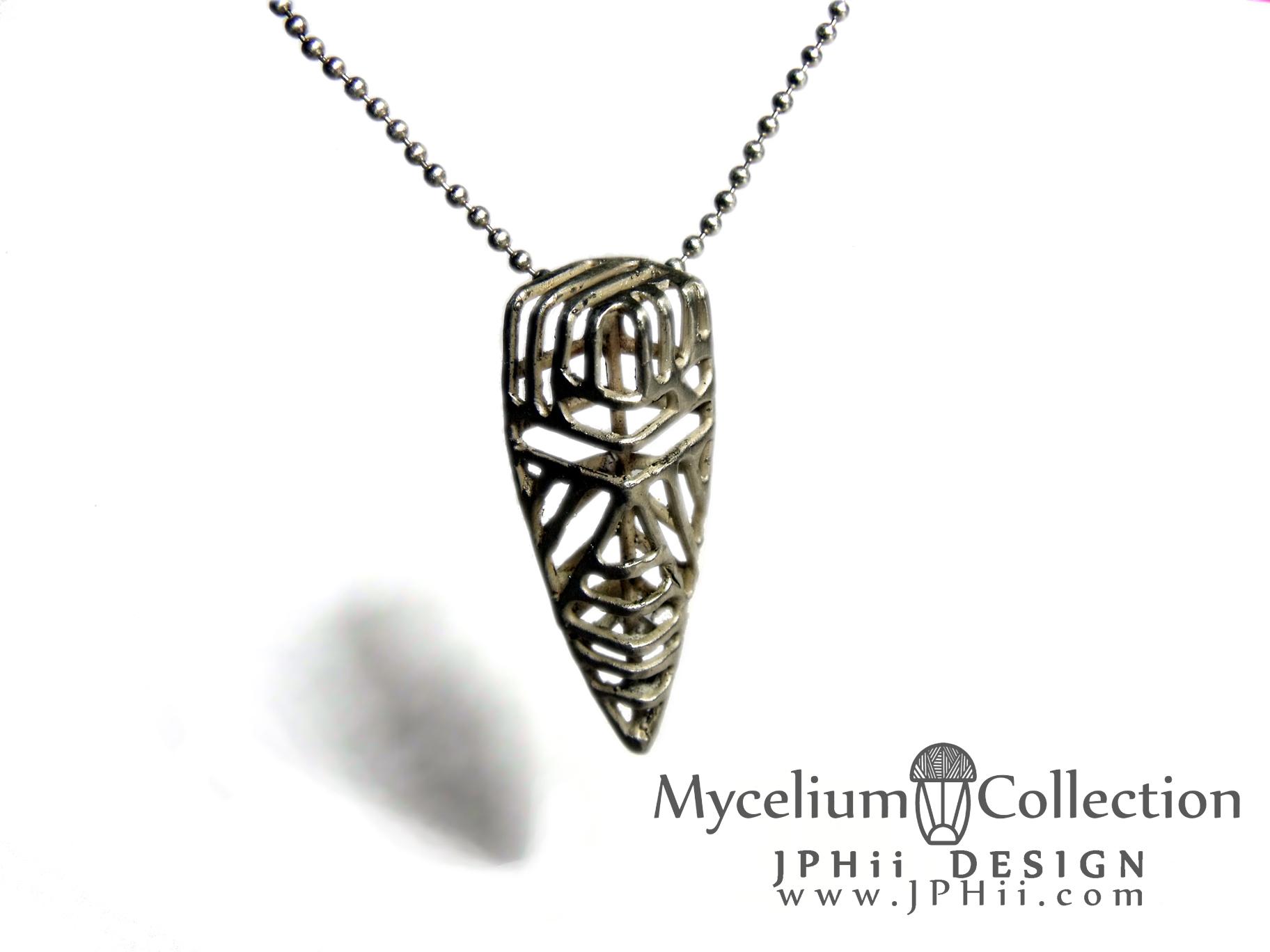 Mycelium Fang Necklace