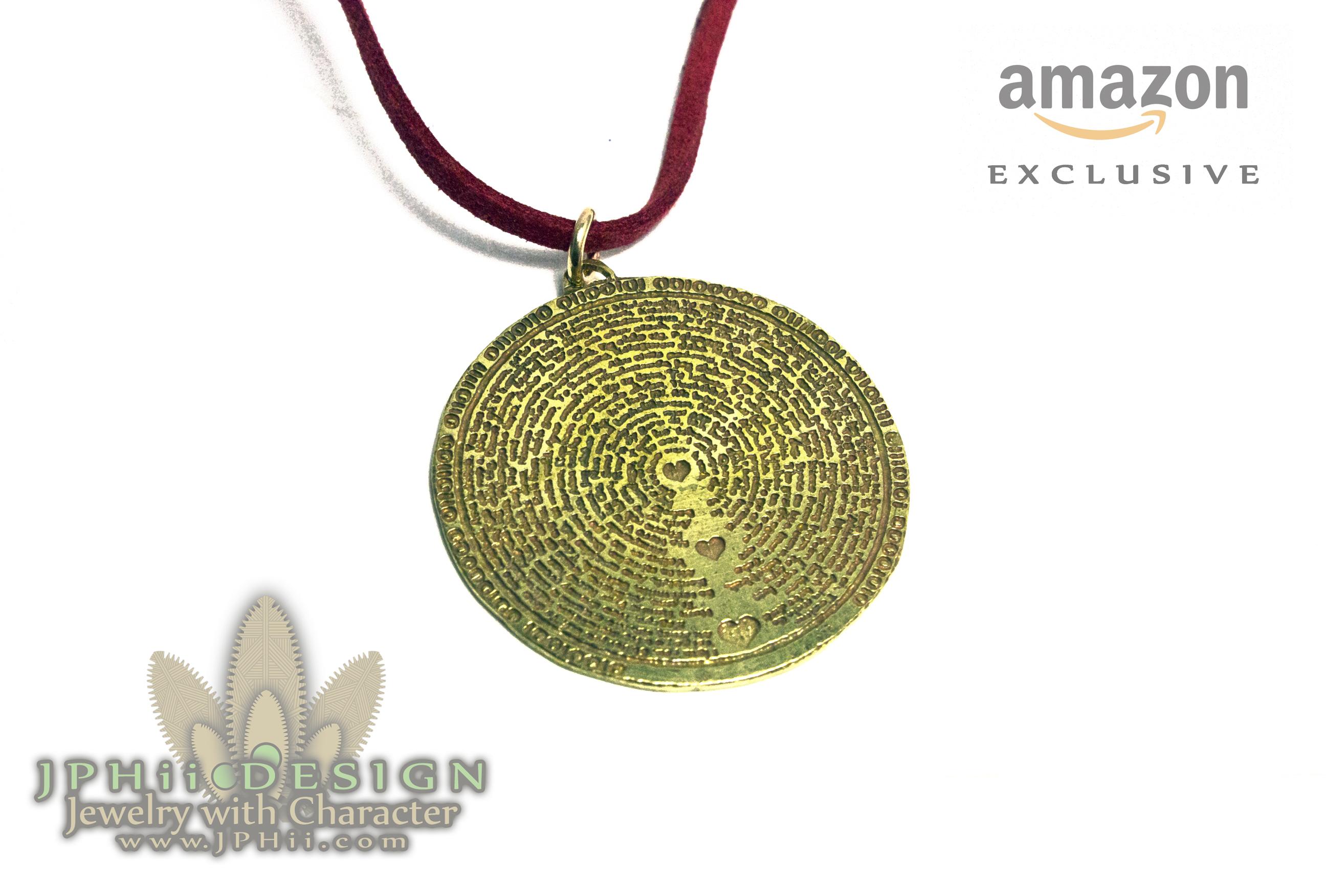 Global Lover Amulet
