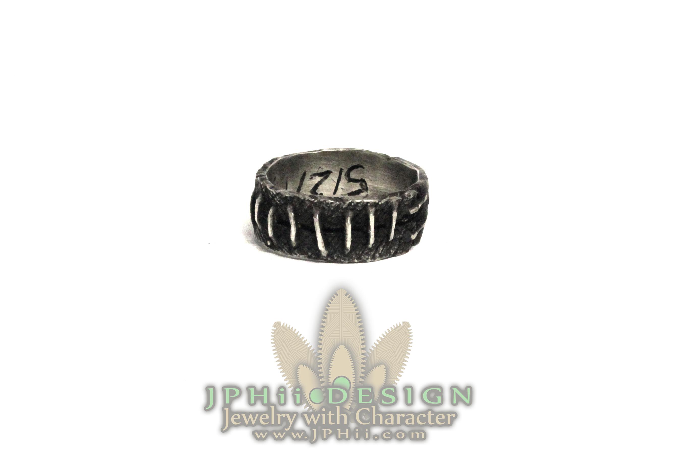 Jay's Frankenstein Flesh Ring