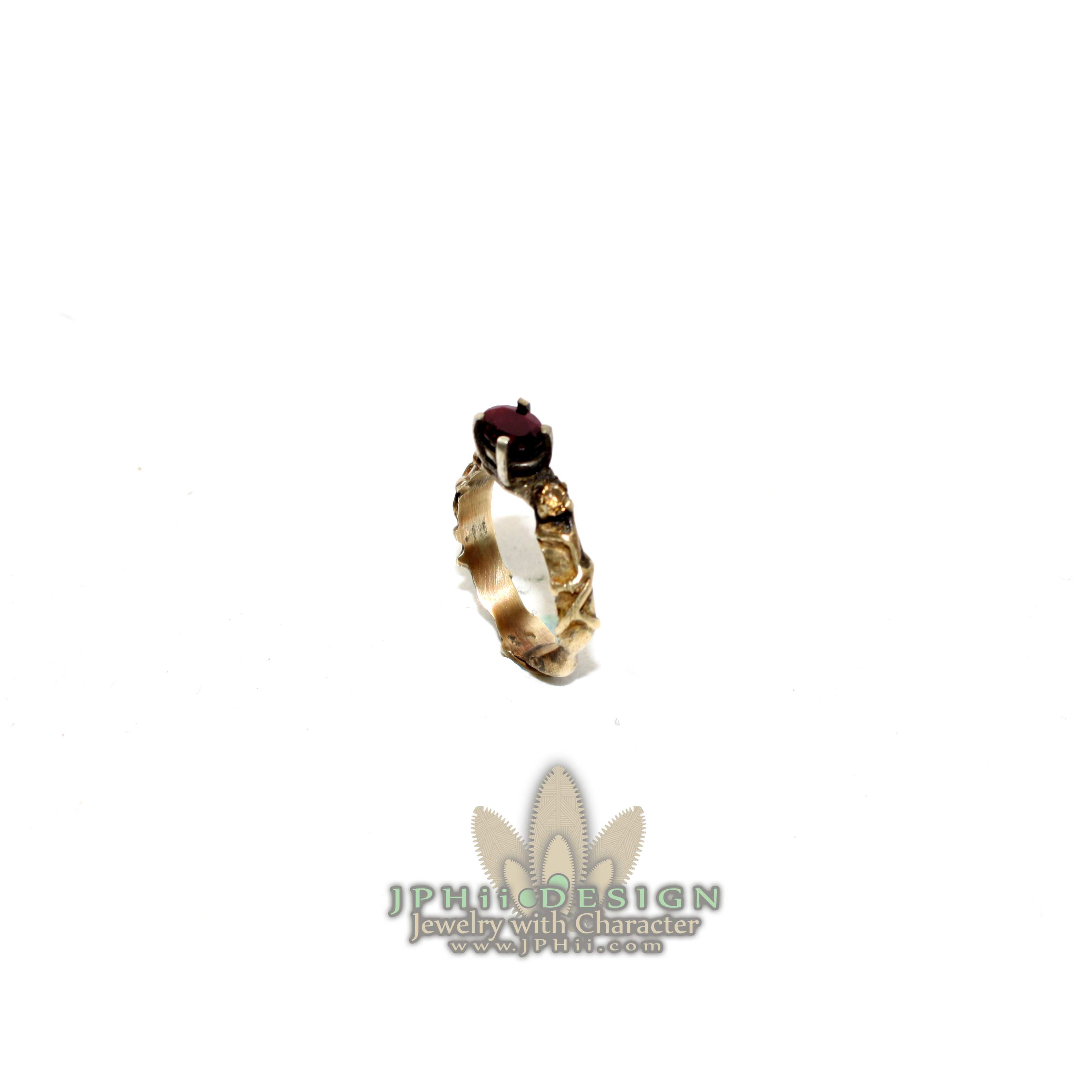 Egyptian Vine Ring
