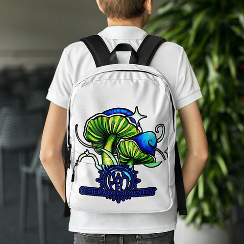 Otherworldly Mushroom Backpack