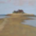 Emilie Houssart Emily landscape island oil painting