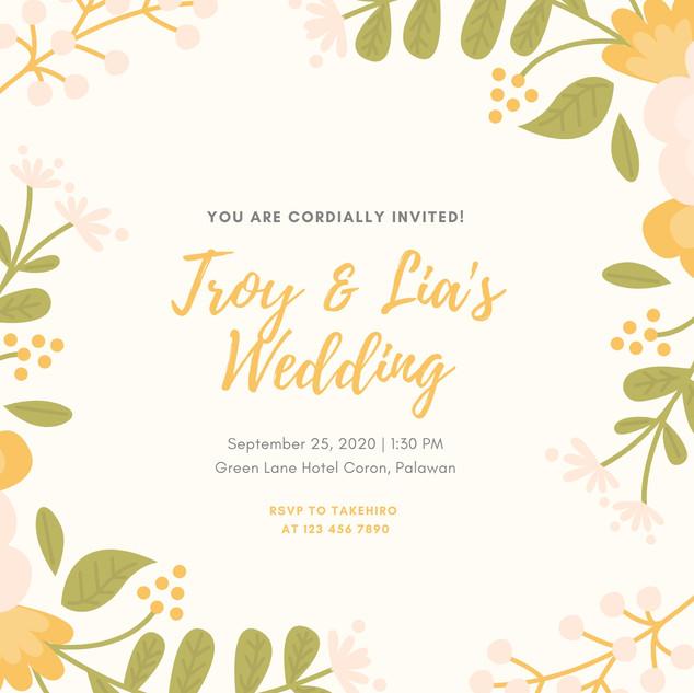 Beige Floral Wedding Invitation.jpg