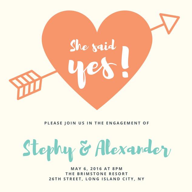 Wedding Engagement Party Invitation.jpg
