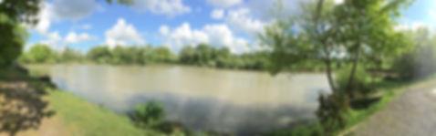 exclusive carp lake in France at Fox Pool