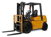 CPCS forklift trauck to CAA CITB standards.