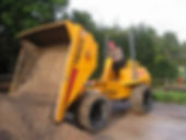 All of our forward tipping dumper training courses are to CITB standards